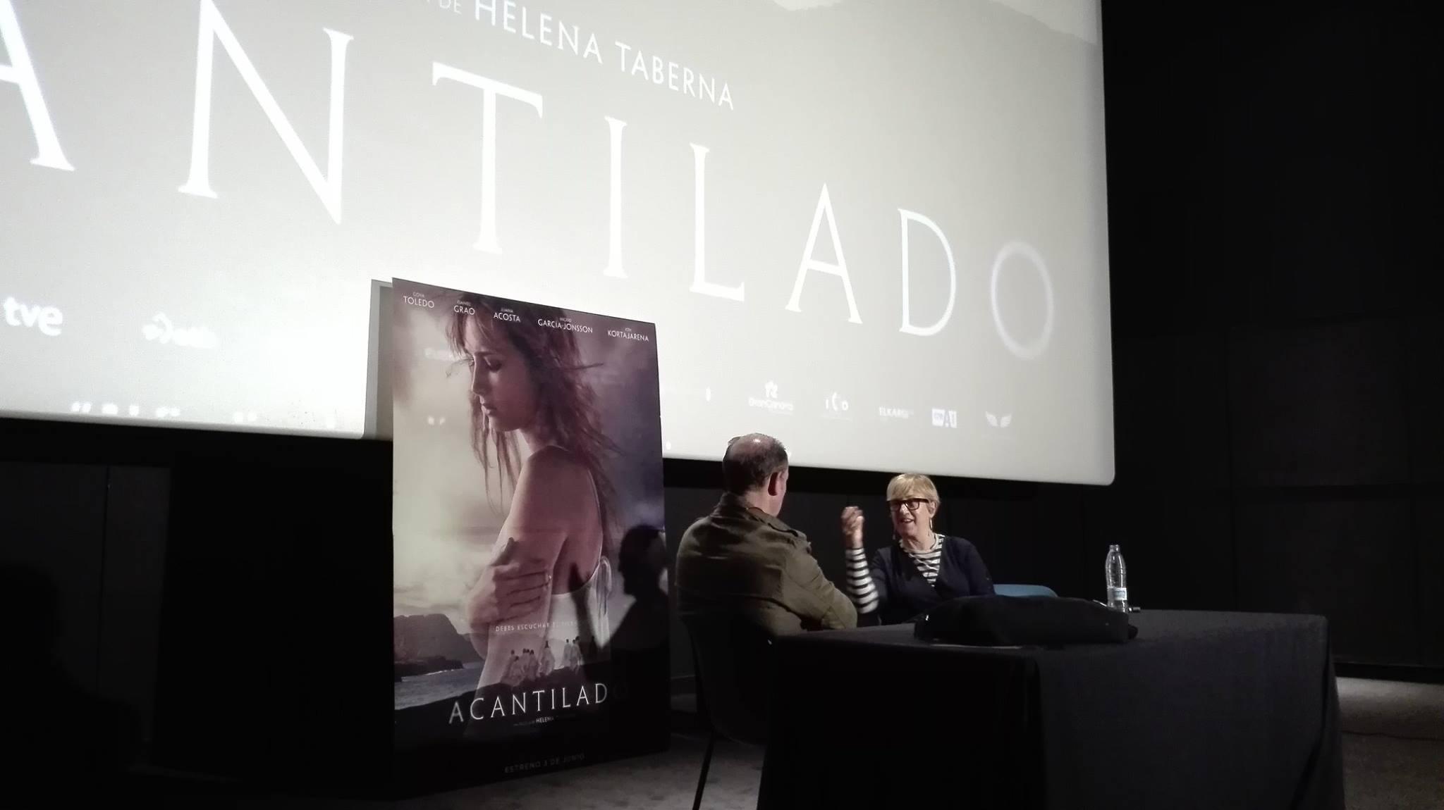 Presentación ACANTILADO Bilbao