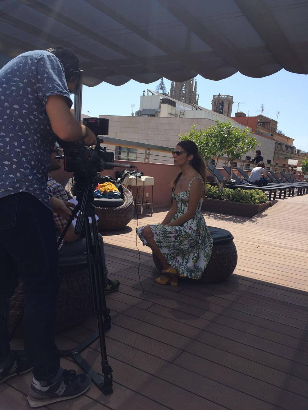 Entrevista Juana Barcelona 2