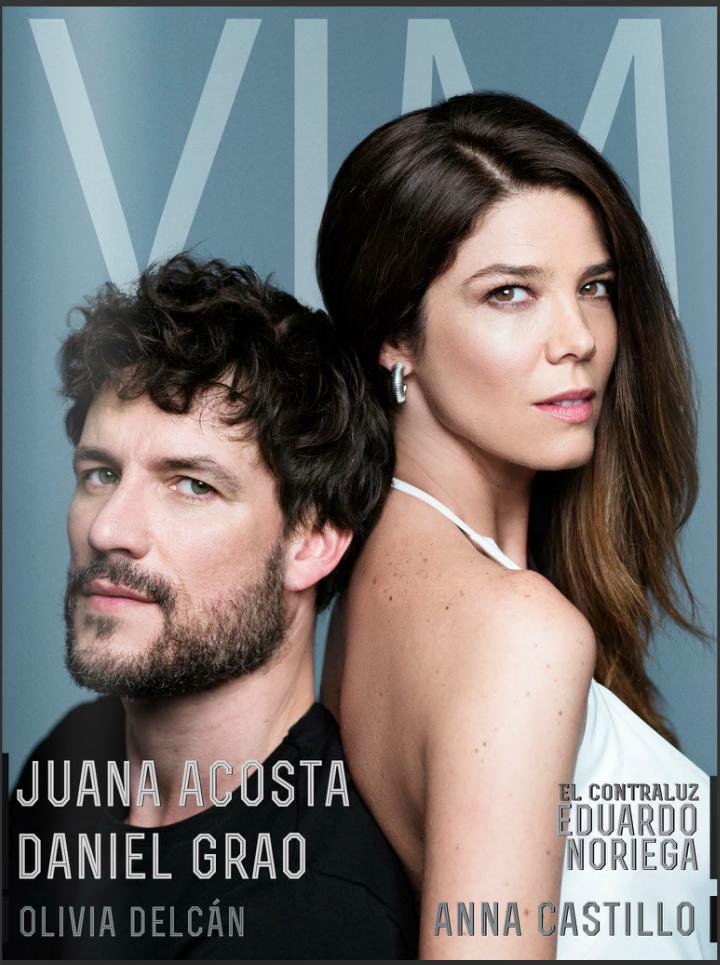 Portada VIM Magazine DG JA