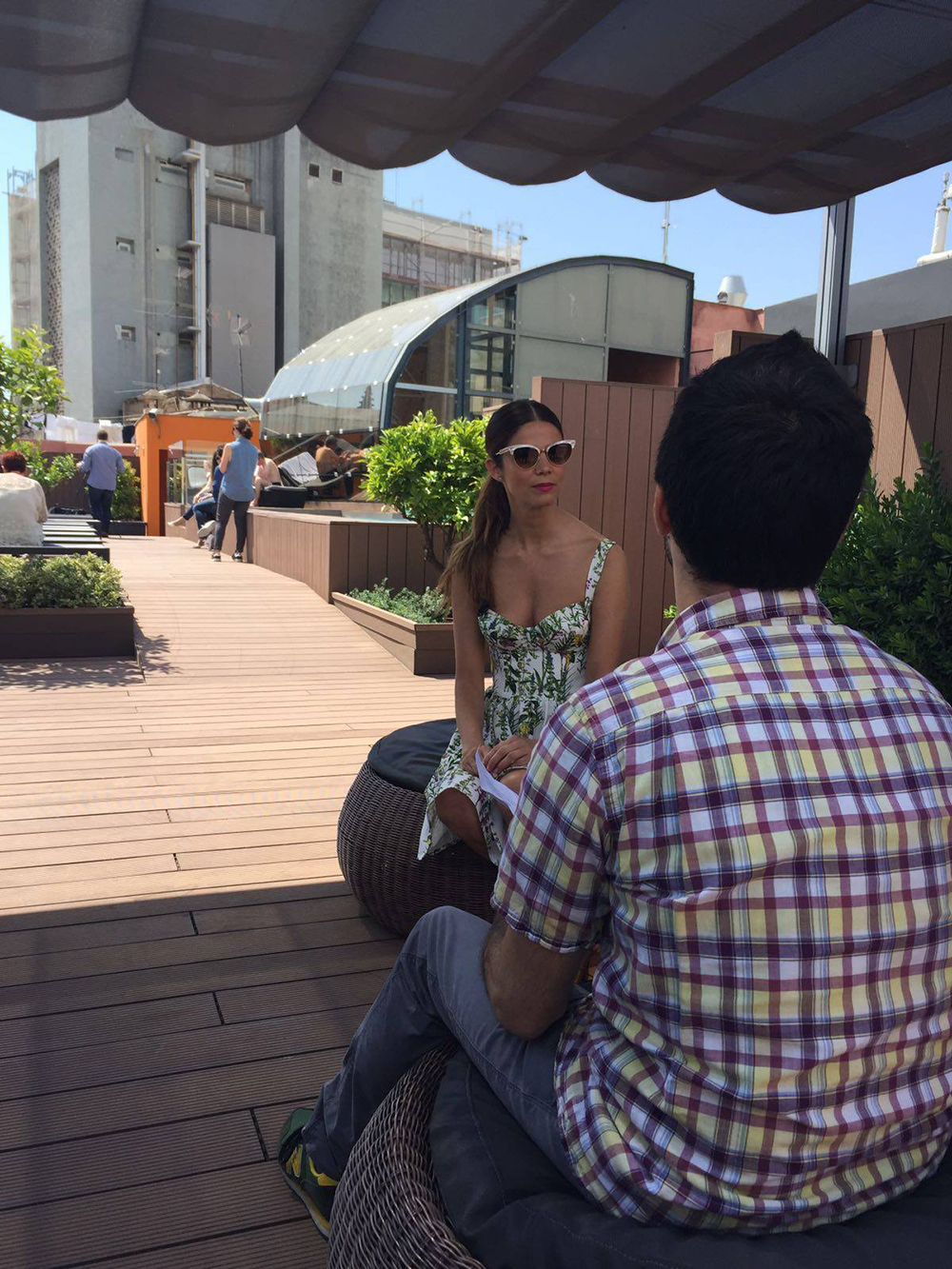 entrevista JA Barcelona